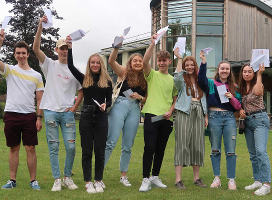 outstanding exam results at paston college